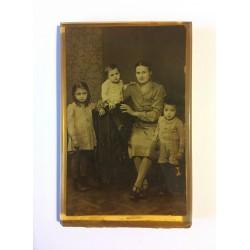 Fotografie veche de familie...