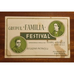Invitație Grupul FAMILIA la...