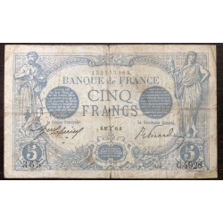 P-70 Franța - 5 francs...