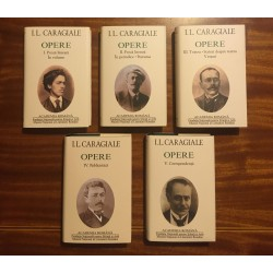 Caragiale - Opere (5 vol. -...