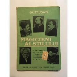 Gr. Tăușan - MAGICIENI AI...